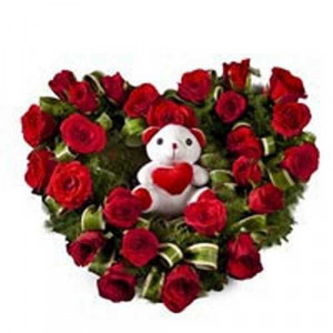 Radiant Rage - Online Flowers and Cake Delivery in Ahmedabad