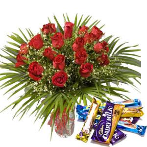 Love Splendor - Flower Bouquet Online