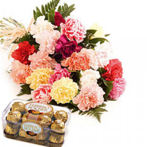 Carnation N Ferro - Flowers and Cake Delivery