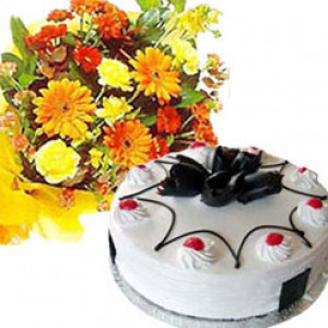 Enjoy Great Day - Flowers and Cake Delivery