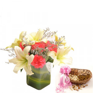Contemporary Elegance - Hug Day Gifts Online