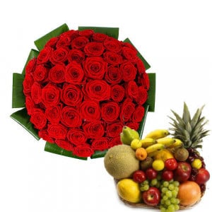 Love With Care - Send Flowers to Amreli Online