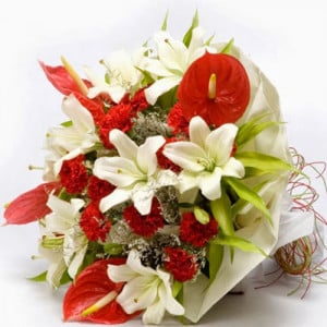 Queen of my heart - Online Flower Delivery In Kurukshetra