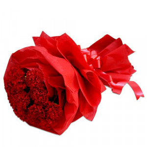 Perfect Red - Send Flowers to Calcutta