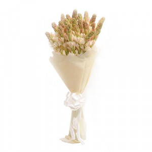 20 Tube White Roses - Send Valentine Gifts for Wife