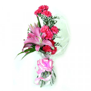 Carnations N Lilies - Birthday Gifts for Him