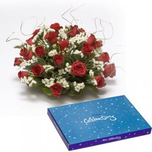 Roses N conveys - Send Valentine Gifts for Her