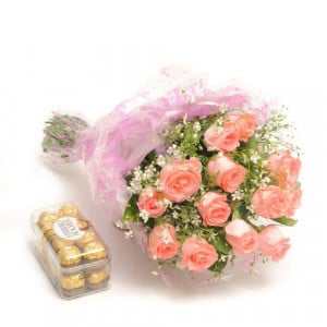 Simple Elegance - Send Valentine Gifts for Her