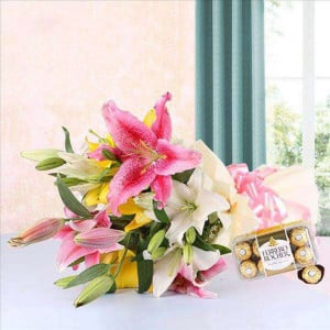 Exotic Gifts - online flowers delivery in dera bassi