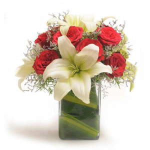 Roses N Lilies - Rose Day Gifts Online