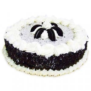 Oreo Cheese Cake Special 1kg - Birthday Cake Online Delivery - Send Designer Cakes Online