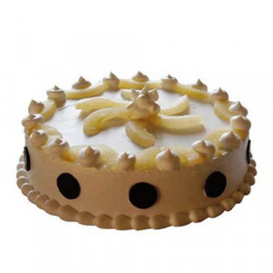 Pineapple Relish Cake 1kg - Birthday Cake Online Delivery