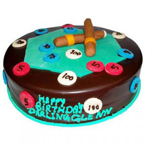 The Number Game 1kg - Birthday Cake Online Delivery