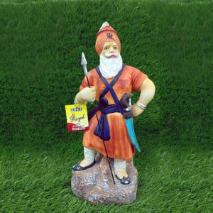 Sri Nihal Singh Sculpture - Send Gifts to Chandigarh
