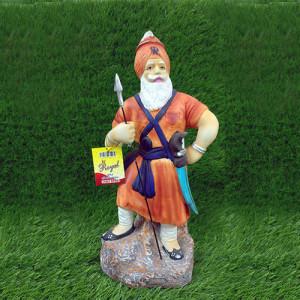 Sri Nihal Singh Sculpture