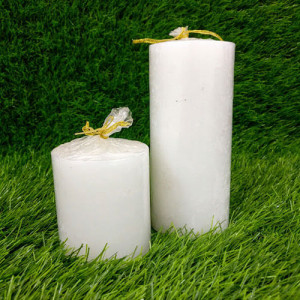 Pair Pillar Candles