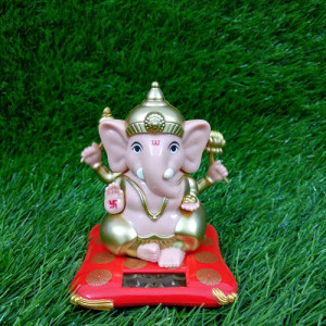 Beautiful Solar Lord Ganesh Ji - Online Gift Ideas