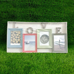 Love Collage Picture Frame - Online Gift Ideas