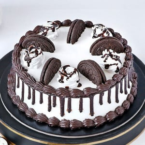 Oreo Drip Cake - Cake Delivery in Chandigarh