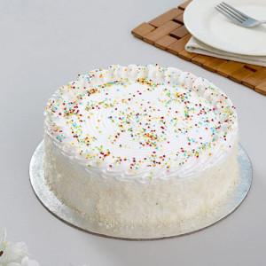Special Delicious Vanilla Cake - Online Cake Delivery in Panchkula