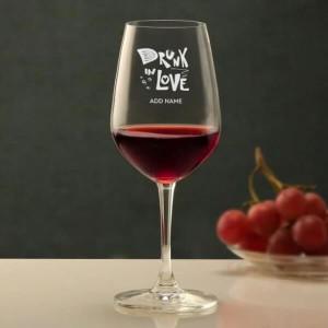 Love Wine Glasses