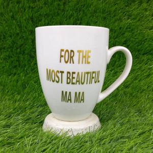 Cool Quoted Ceramic Mug - Send Gifts to Panchkula Online