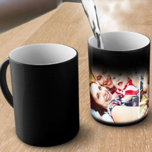Personalised Magic Mug - online flowers delivery in dera bassi