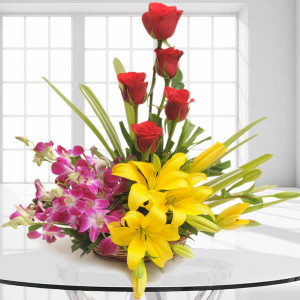 Sweet Splendor - Online Flower Delivery In Kurukshetra
