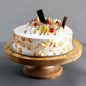 Online Butter Scotch Cake 1kg - Send Cakes to Sonipat