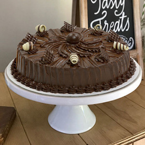Chocolate Truffle Cake 1kg - Send Cakes to Sonipat