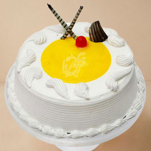 Online Vanilla Cake 1kg - Same Day Delivery Gifts Online