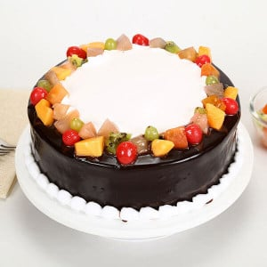Wild Forest Cake - Cake Delivery in Mumbai