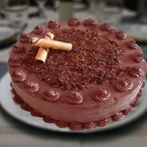 1kg Chocolate Cake - Cake Delivery in Mumbai