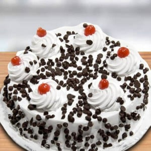 Joyful Black-forest Cake - Send Wedding Cakes Online