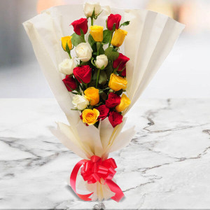 Bright n Brimming - Send Flowers to Dehradun