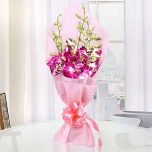 In Love 6 Purple Orchids Online