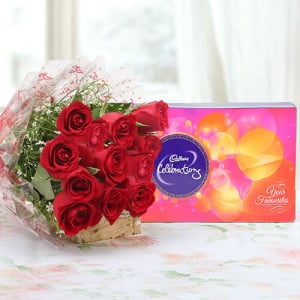 Roses & Celebration - Online Flower Delivery In Kurukshetra