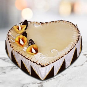 Online Top Creamy Butterscotch Cake - Cake Delivery in Mumbai