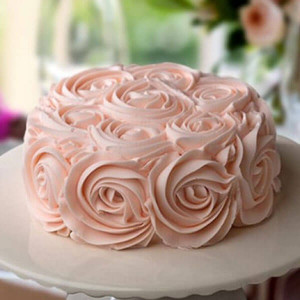 Chocolate Flower Cake - Online Cake Delivery in Kurukshetra