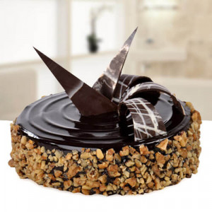 Chocolate Walnut Truffle 1kg - Cake Delivery in Mumbai