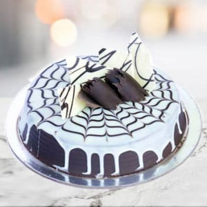 Chocolate Venom Cake Half Kg - Send Wedding Cakes Online