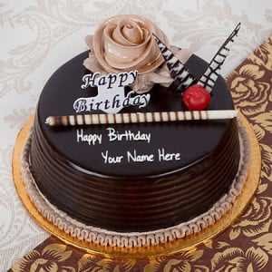 Choco Celebration Cake Half Kg - Cake Delivery in Mumbai