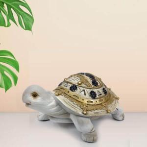 Tortoise Idol Showpiece