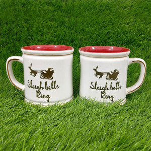 Life Size Mugs Set - Send Gifts to Panchkula Online