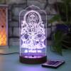 Personalised Ganpati Led Lamp