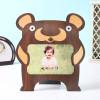 Customised Kids Bear Shape Photo Frame