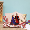 Personalised Anniversary Photo Frame