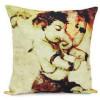 Abstract Ganesha Cushion