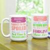 Mug For Mom N Grandma