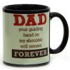 Guiding Dad Ceramic Mug